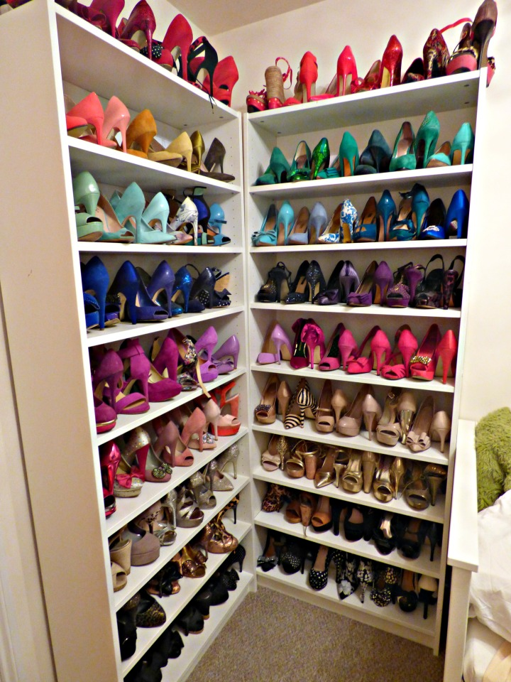 Shoe Shelves 1
