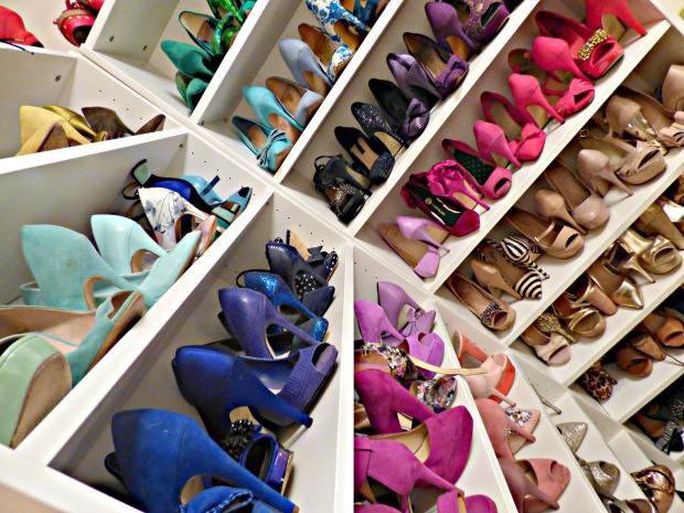 Shoe Shelves 2