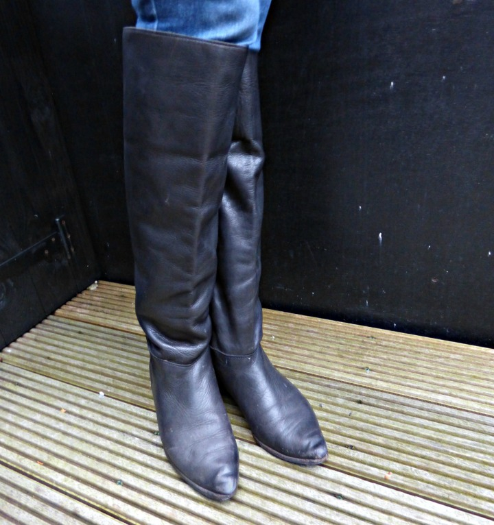 Vintage Boots 9