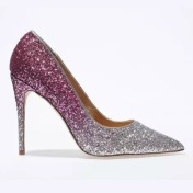 Spring Glitter Schuh 16