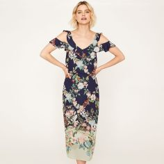 Cold Shoulder Dress, £60