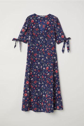 HM Silk Dress 3