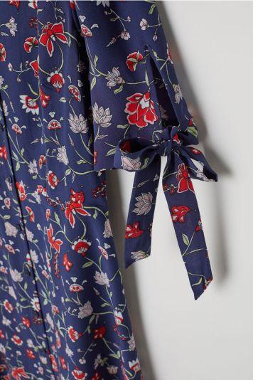 HM Silk Dress 4