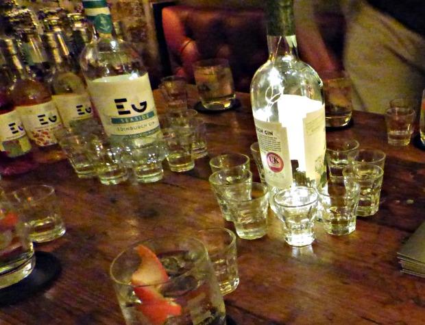Gin Day 7