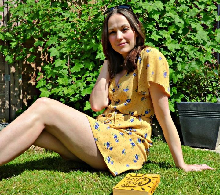 Sunshine Yellow 1