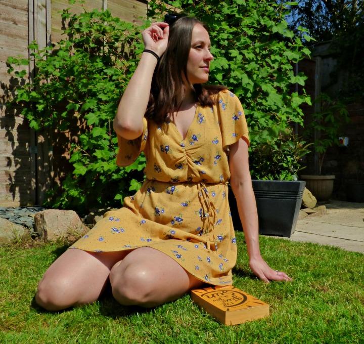 Sunshine Yellow 2