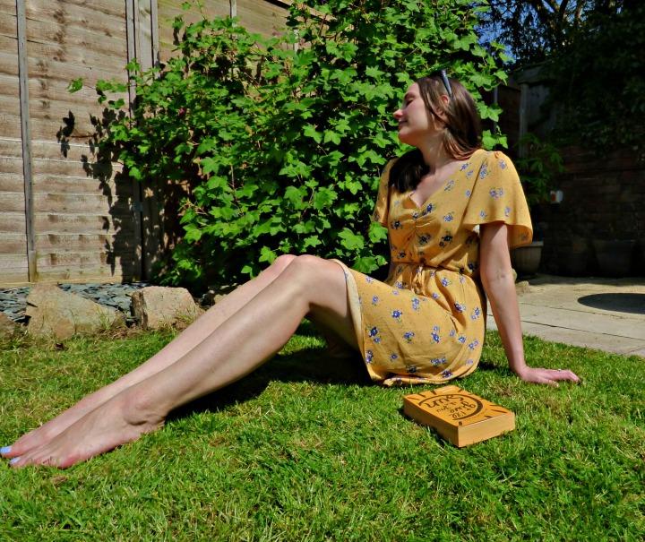 Sunshine Yellow 4