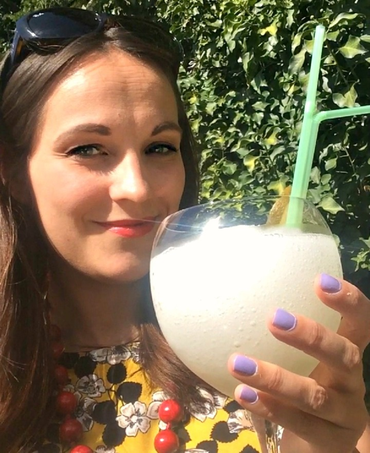 Gin Slushie 2