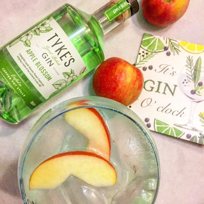 Apple Gin 1