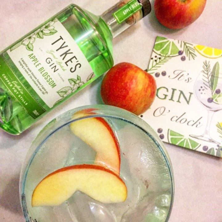Ginspiration – Tyke's Apple Blossom Gin