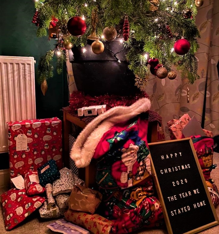 A Very Covid Christmas (and a Crappy New Year…)